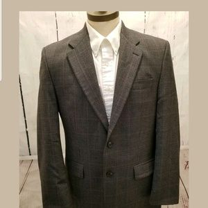 Ralph Lauren Glen Plaid Sports Coat